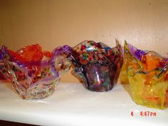 Chihuly Art Lessons: Chihuly Style at Gra-Mar Middle School 5th -8th Grade