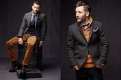 Simons Autumn/Winter 2014 Men's Lookbook | FashionBeans.com
