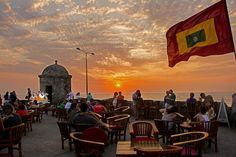 The Ultimate Travel Guide to Cartagena, Colombia - JetsetChristina Colombian Culture, Cool Bars, Ultimate Travel, Nice View, Trinidad, South America, Travel Guide, Trip Advisor, Caribbean