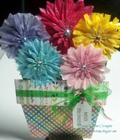 Live, Love & Stamp: HoneyPop Fabulous Flowers set