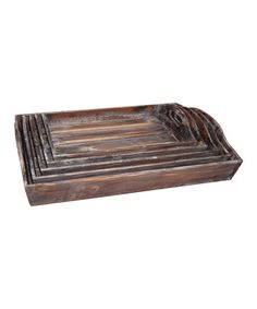 Decorative Trays Loving This Vintageinspired Decorative Tray Set On #zulily