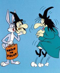 "Witch Hazel (June Foray), ""Looney Tunes"""