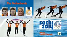 2014 Sochi Winter Olympics Speed Skating: Men's Team Pursuit The Netherlands: Gold