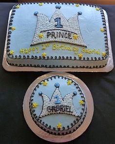 Beautiful Photo of Prince Birthday Cake . Prince Birthday Cake Just Like Grandmas Little Prince Birthday Cake Prince Birthday Theme, 1st Birthday Themes, Baby Boy First Birthday, Themed Birthday Cakes, Birthday Ideas, Birthday Cake Pinterest, Prince Cake, Winter Birthday Parties, First Birthdays