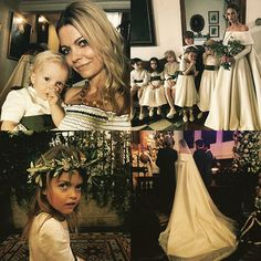 Magical moments. Happiest day #charlejandro Lady Charlotte Wellesley's wedding was quite the star-studded affair.   The daughter of the Duke of Wellington married Alejandro Santo Domingo at the Church of the Incarnation in Granada, Spain, in front of guests including the Camilla, Duchess of Cornwall, and former King of Spain Juan Carlos I.   Singer James Blunt was also in attendance. His wife Sofia Wellesley is Lady Charlotte's cousin.