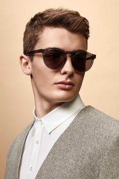 44776b9ffec ACE sunglasses in shadow colour from our Armada collection. Mens Sunglasses