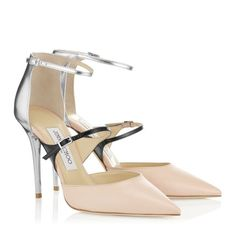Wednesday's Window Shopping: Jimmy Choo's Colorblocked Shoes