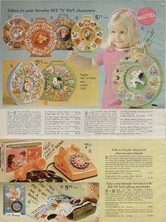 1970-xx-xx Penneys Christmas Catalog P262 - Peanuts