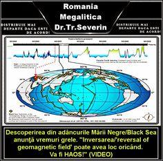2012 Hronicul semnelor ... Black Sea, Map, Blog, Location Map, Maps