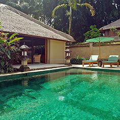 Bali Luxury Accommodation, Bali Luxury Resort, Amandari Suites and Villas - suites & villas