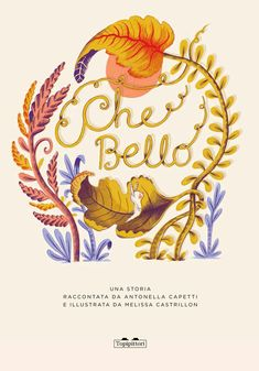 Melissa Castrillon : CHE BELLO!