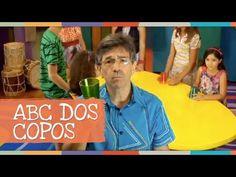 Como fazer ABC dos Copos - Brincadeiras Musicais da Palavra Cantada - YouTube