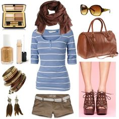 summer in the city, I want summer so much!! created by helovelysoul on Polyvore