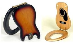 toilet seats for the musician in you