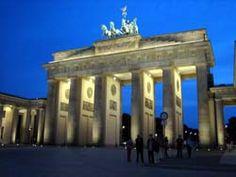 Brandenberg Gate, East Berlin, Germany