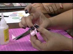 Caderno de receitas com Scrap - Artesã Marisa Magalhães - Aquarela Brasil Tintas - Parte 2/2 - YouTube