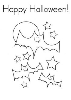 Top 20 Free Printable Bats Coloring Pages Online Halloween - coloring pages halloween bats