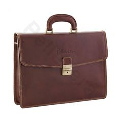Pellevera,business bags,Ivrea,men's leather business bag, leather briefcase.