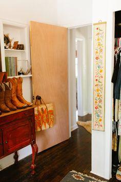 Lauren & Stiles' Southwest Bohemian Homestead