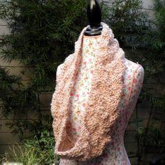 Rustic Tweed Knit Cowl Pattern - Free Knitting Pattern! — NobleKnits Knitting Blog