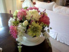 Flower arrangement by mtdb Spring and Summer flower arrangement