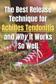 Achilles tendonitis has many causes, one of them being tight calf muscles. The best thing you can do is use myofascial release to help the tight muscles loosen again. Use this technique from the top of the calves down to the ankle. #anklemobility #ankle #myofascialreleaseankle #anklepain Ankle Mobility Exercises, Ankle Pain, It Band, Sprained Ankle, Shin Splints, Calf Muscles, Plantar Fasciitis, Achilles, Injury Prevention