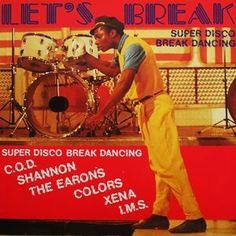 Let's Break - Super Disco Break-Dancing
