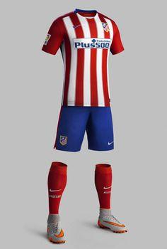 978f84781 Atlético Madrid 15-16 Kits Revealed - Footy Headlines Football Boots