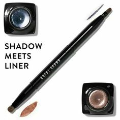 Bobby Brown shadow meets liner
