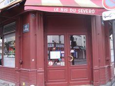 LE BIS DU SÉVERO - 16 rue des Plantes - 75014