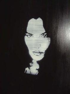 Monica Stencil (by Me)