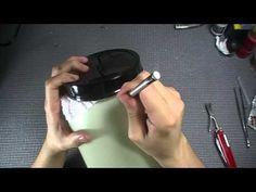 Make An Airbrush Cleaning Pot! - Commissar Gamza - YouTube