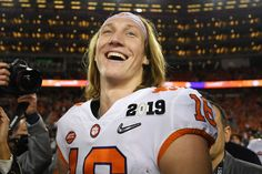 5b5f7155f It Sucks That Clemson's Trevor Lawrence Can't Play In The NFL Until 2021  National