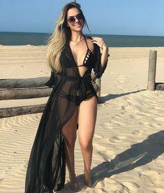"Search Results for ""bikini"" – Page 2 – Burkee Bedding Inn Bikini Cover Up, Swimsuit Cover, Girl Fashion, Fashion Outfits, Womens Fashion, Plus Size Blog, Pool Wear, Sexy Women, Beach Wear Dresses"