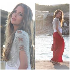 Clara Alonso @ Formentera, Spain