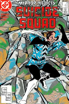 Suicide Squad, #20, Suicide Squad, Captain Boomerang, Vixen, Lashina, Nightshade, Amanda Waller, Mirror Master, Rick Flag, Privateer, Nemesis, DC Comics