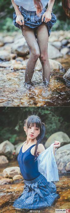 愼 ☼ ριητεrεsτ policies respected.( *`ω´) If you don't like what you see❤, please be kind and just move along. Kawaii Cosplay, Cute Cosplay, Cute Asian Girls, Cute Girls, School Girl Outfit, Girl Outfits, Japonesas Hot, Cute Japanese Girl, Mädchen In Bikinis