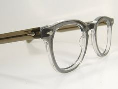 4831323183 Vintage Tart Optical Mens Eyeglasses Frames OTE 1950s -60s 48-22