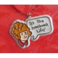 Little Orphan Annie necklace