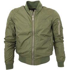Schott Men's Jacket Bomber Jacket Khaki BNWT 100% Authentic by Schott in Clothing, Shoes, Accessories, Men's Clothing, Coats, Jackets | eBay