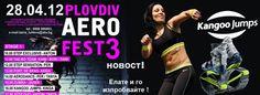 AERO Fest in Lovdiv, Bulgaria - 28 april 2012.