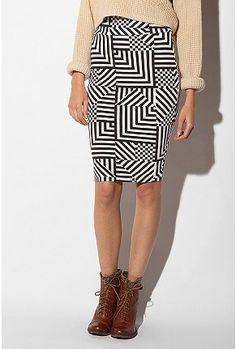 pencil skirt $39.00