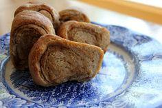 Grain Crazy: Whole Grain Cinnamon Roll Bread
