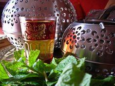 Recette du thé à la menthe marocain   Recette Ramadan