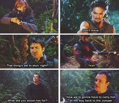Pooooor Beckett! I loved this part!!
