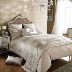 """New Kylie Minogue Bedding range """"Jessa"""" for Spring Summer 2017 due into stock beginning of Feb 2017! Keep a look out on our website, due any day!!"""