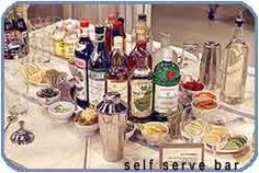Setting Up a Self-Serve Bar via That'stheSpirit