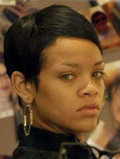 Rihanna Without Makeup | Fashion More Style
