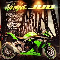 2013 Kawasaki Ninja 300  Such a good idea to upgrade that engine!