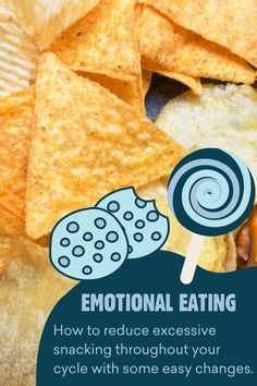 Always craving one more bite? Teach those pesky hormones who's the boss and learn how to reduce the unhealthiest snacking habits throughout your cycle. Free Blog, Cravings, Cycling, Boss, Healthy Eating, Snacks, Ethnic Recipes, Eating Healthy, Biking